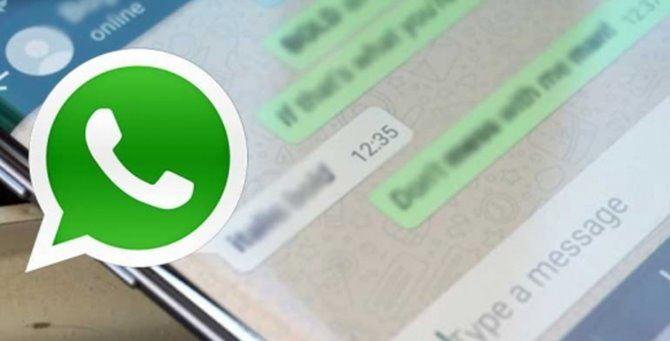 licenziamento via whatsapp